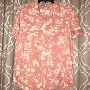 Lucky Brand size M top
